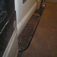Ford F250 Pickup Running Board 6