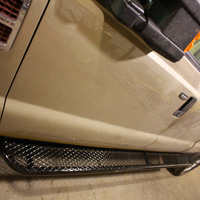 Ford F250 Pickup Running Board 8