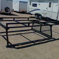 Contractor Headache Rack - Tumbleweed MFG
