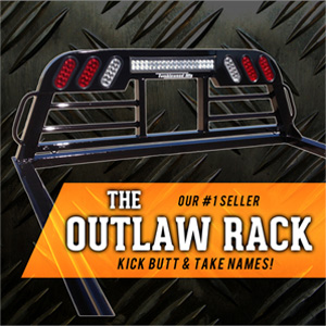 Headache Rack - Outlaw Edition