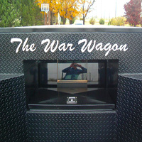 Custom Pickup Flatbed - The War Wagon #19 | Tumbleweed-Mfg | Amarillo, TX