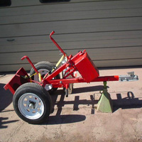 Tow-Torch #2 | Tow-able Acetylene Torch Cart | Tumbleweed-Mfg
