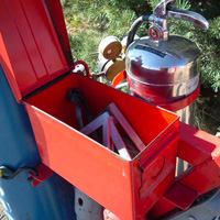 Tow-Torch #6 | Tow-able Acetylene Torch Cart | Tumbleweed-Mfg